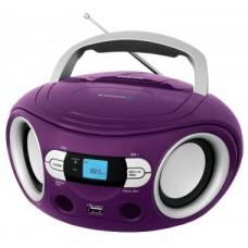 Портативная аудиосистема BBK BS15BT (фиолетовый)