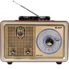 Радиоприемник BLAST BPR-610 (шампань)