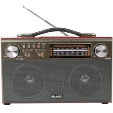 Радиоприемник BLAST BPR-812 (черный)