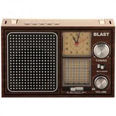 Радиоприемник BLAST BPR-912 (коричневый)
