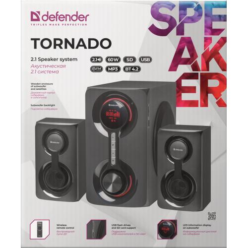 Акустическая система Defender Tornado