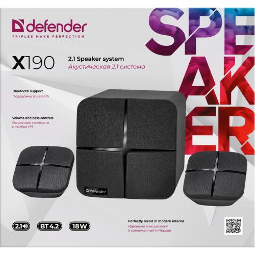 Акустическая система Defender X190