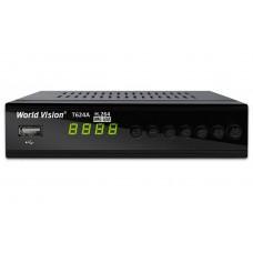 Приемник цифрового ТВ World Vision T624A