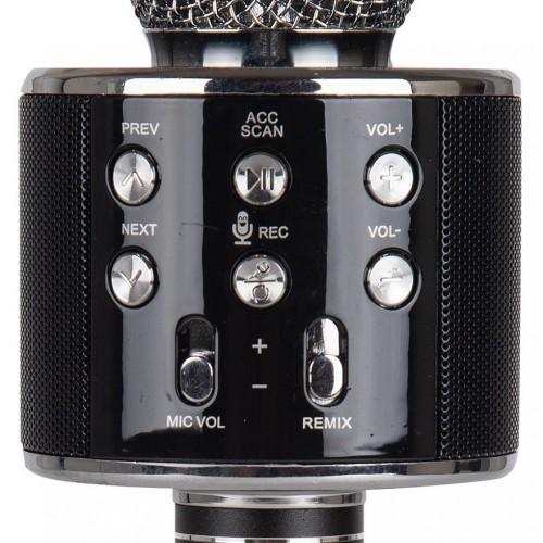 Микрофон Wise WS-858 (черный)