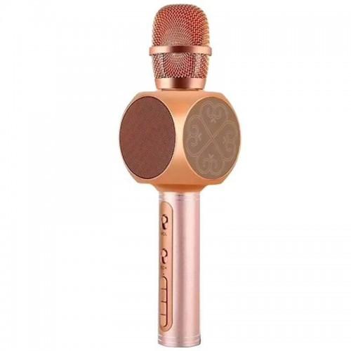 Микрофон SU-YOSD YS-63 (роуз-голд)