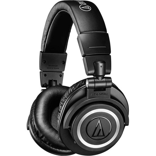 Наушники Audio-Technica AUDIO-TECHNICA ATH-M50XBT
