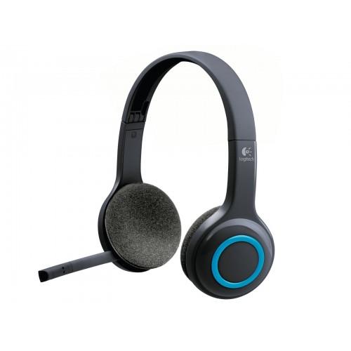 Гарнитура Logitech Wireless Headset H600