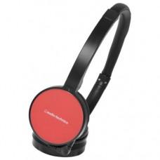 Наушники Audio-Technica ATH WM55 Red