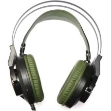 Гарнитура A4Tech Bloody J450 Black-Green