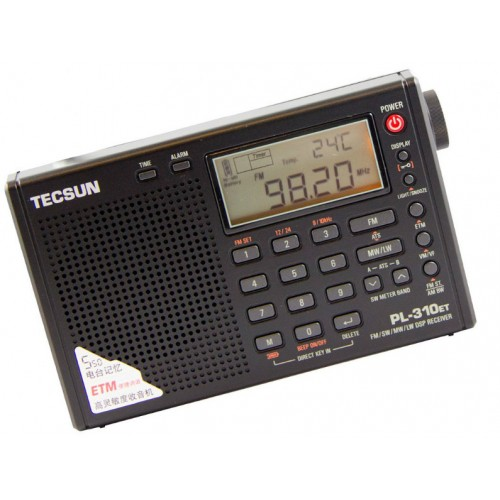 Радиоприёмник Tecsun PL-310ET
